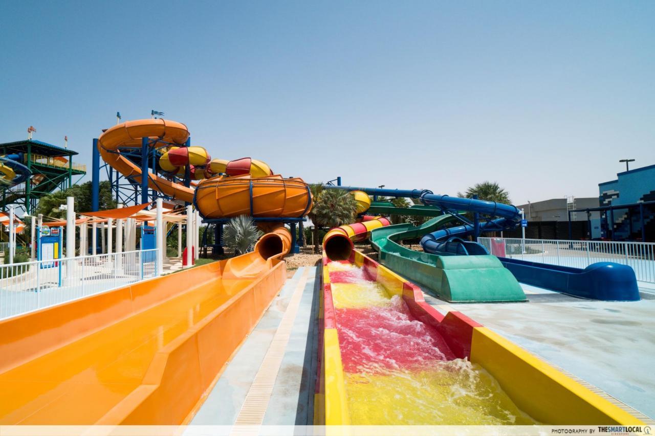 legoland water park slides