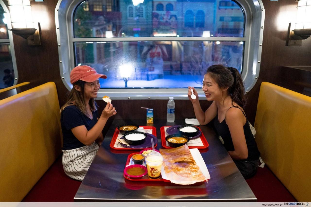 bollywood parks mumbai express train