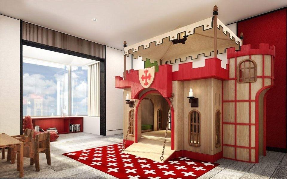 Family staycations - Shangri-La Hotel Singapore