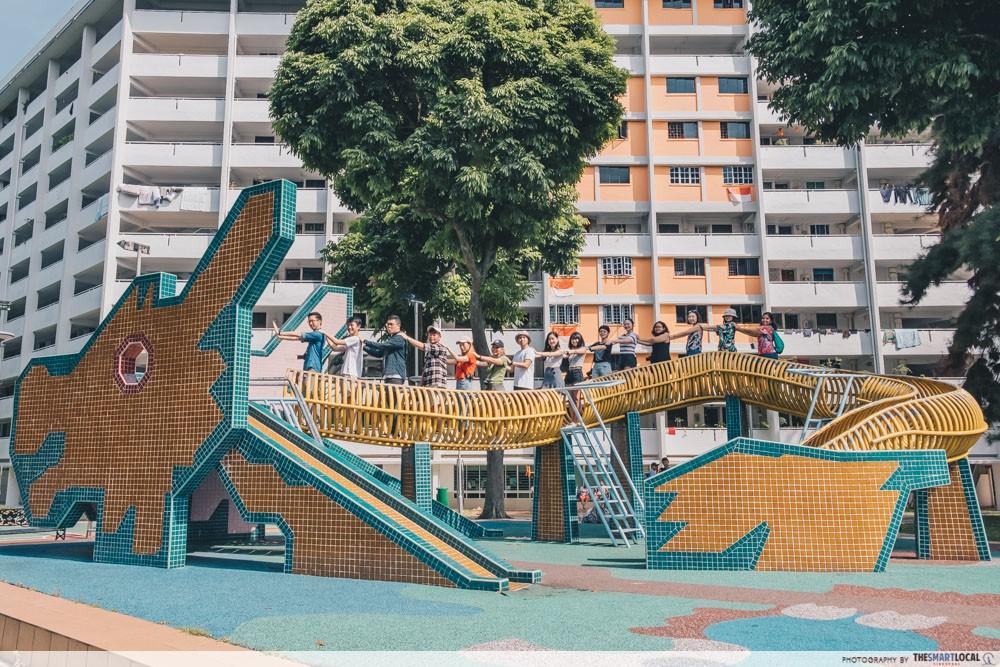 dragon playground