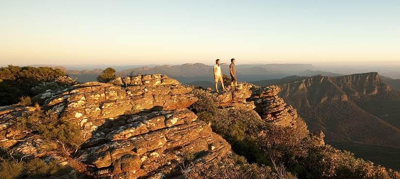 Jetabout Holidays - Grampians National Park