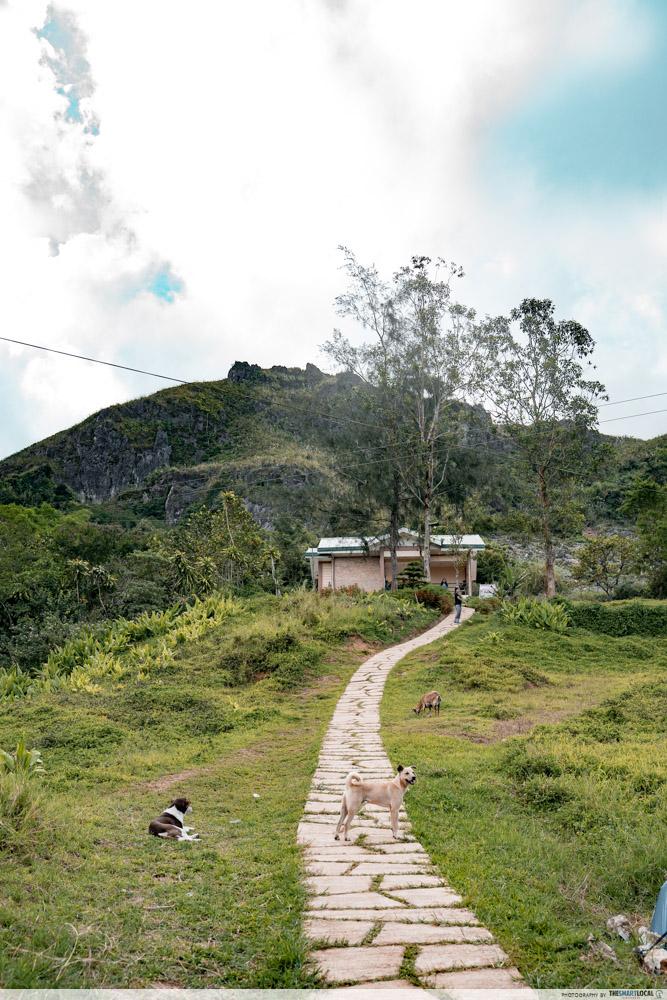 path to osmena base