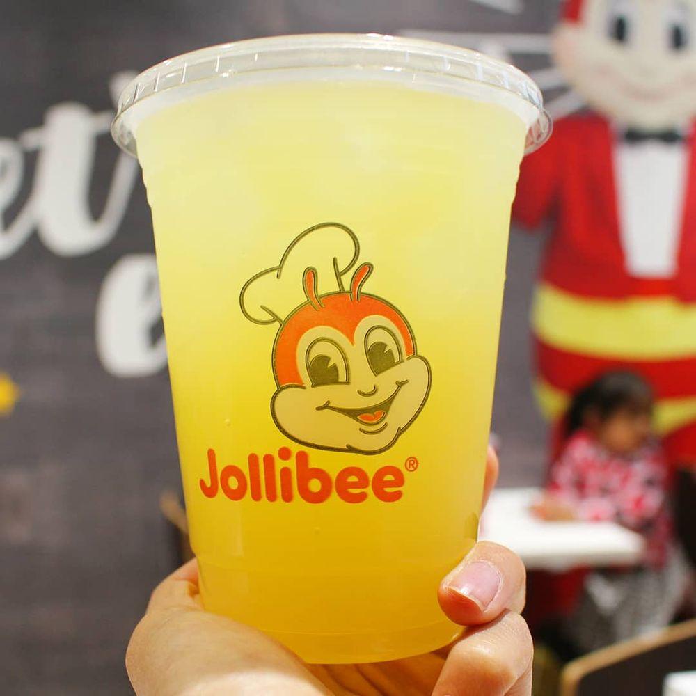jollibee pineapple juice