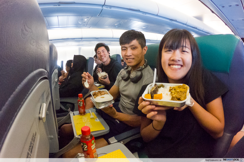 cebu pacific food yays