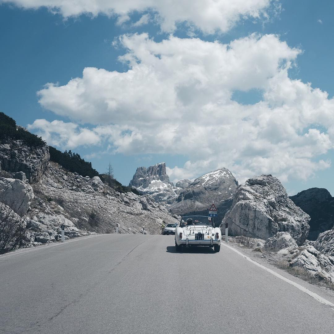 Great Dolomites Road