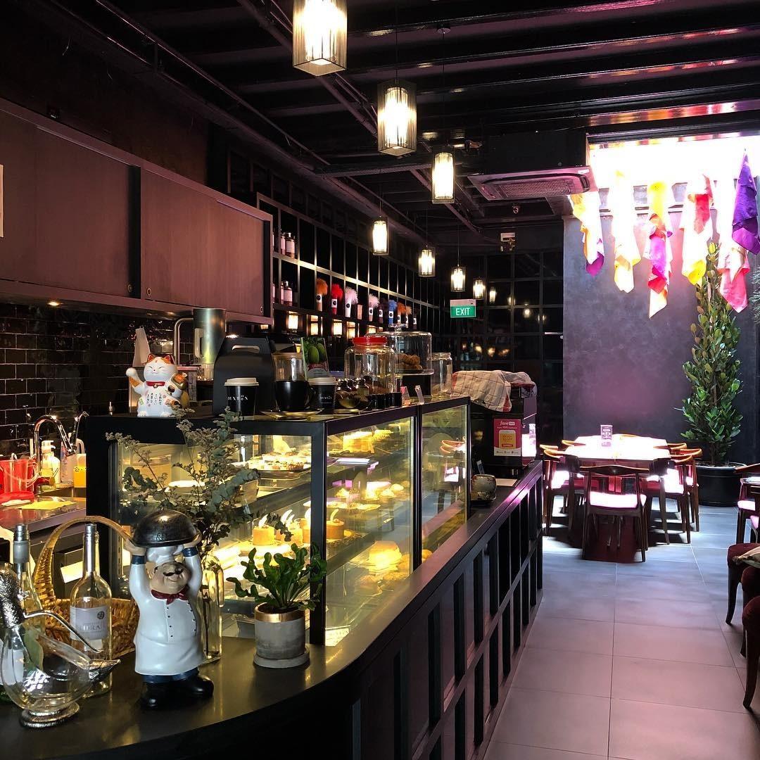 New restaurants - Duxton41