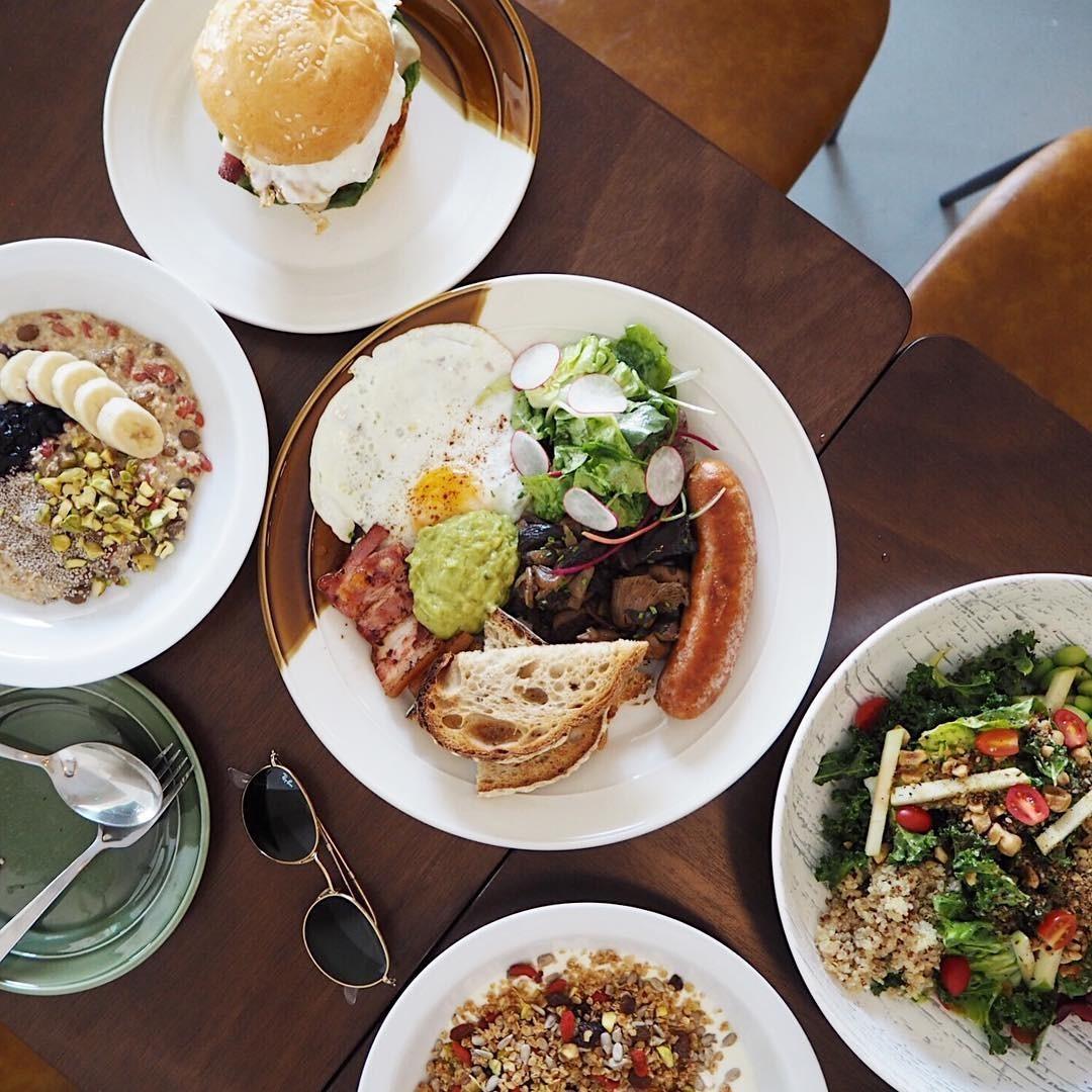 New restaurants - Birdy's