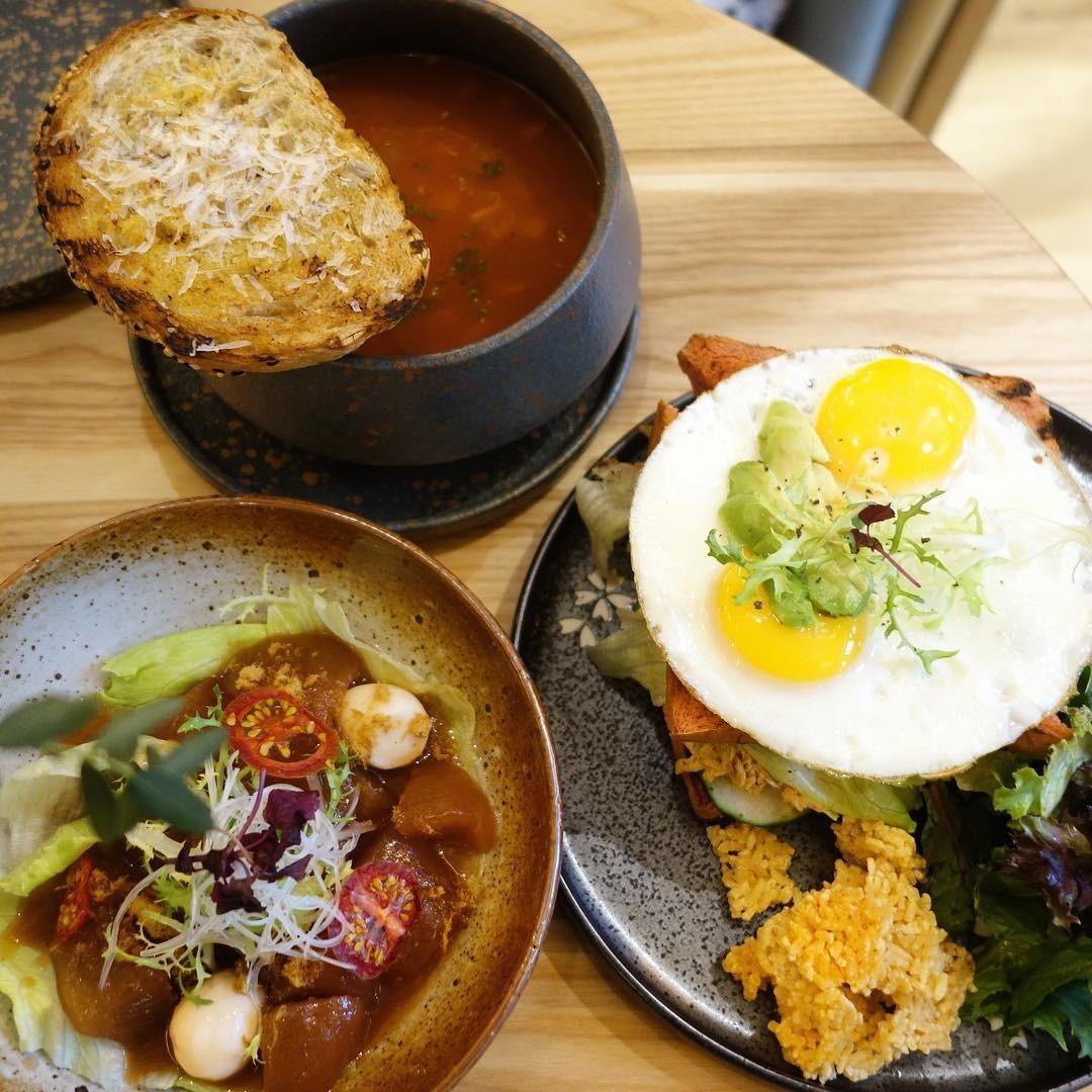 New restaurants - Halcyon & Crane