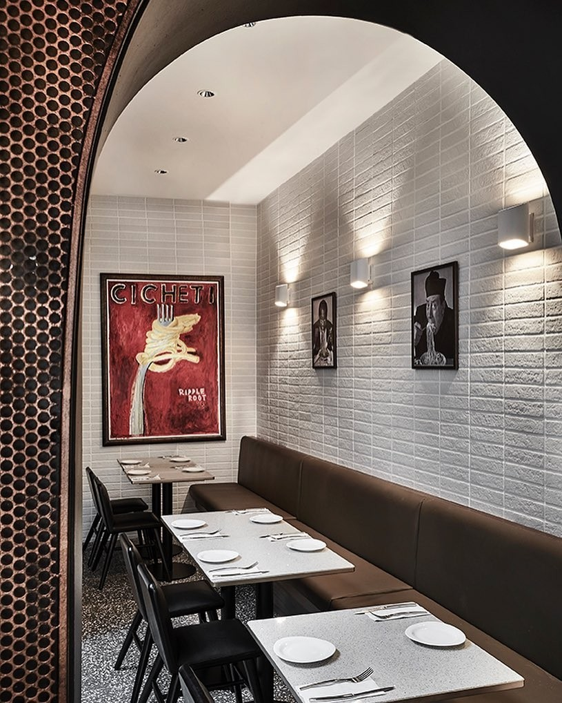 New restaurants - Bar Cicheti