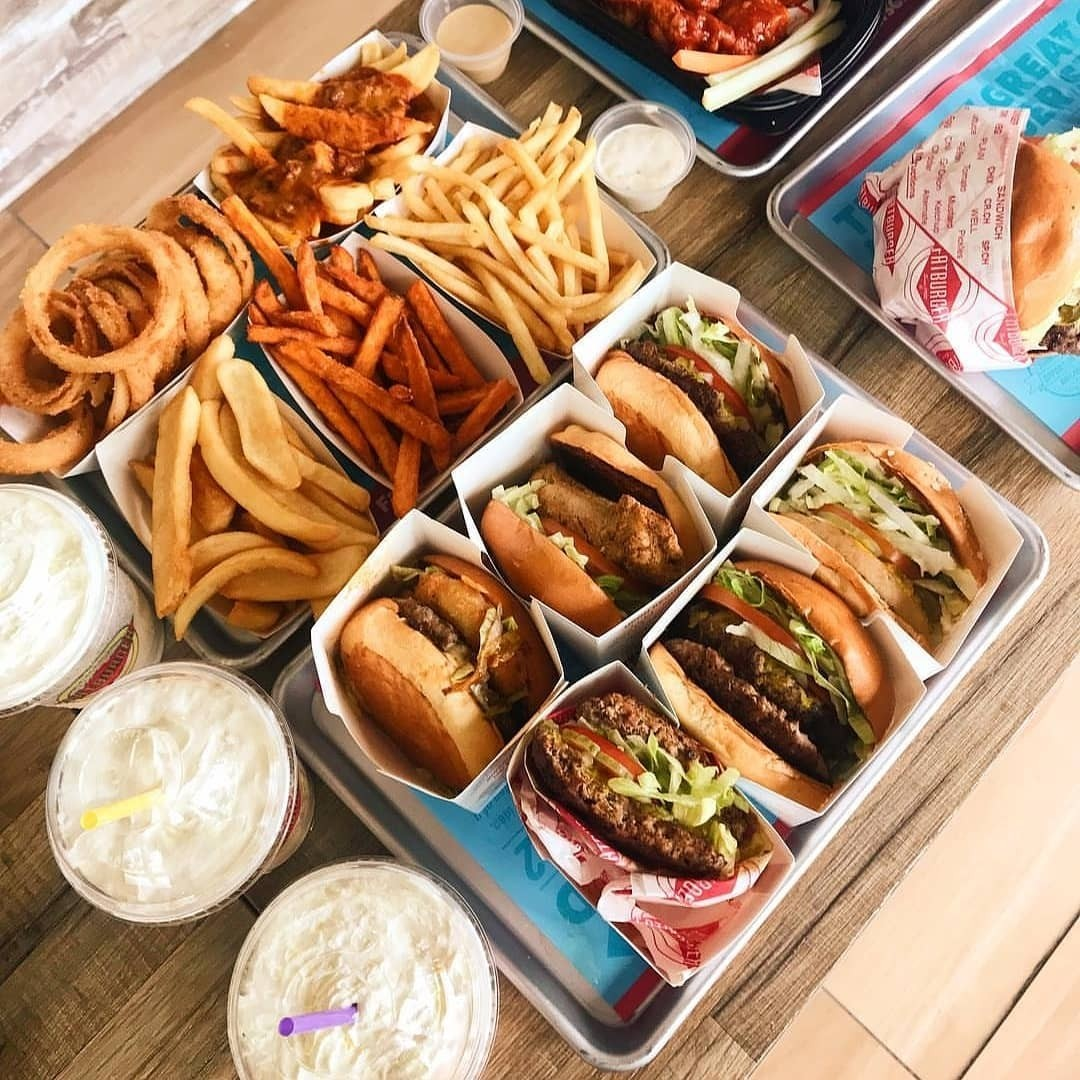 New restaurants - Fatburger