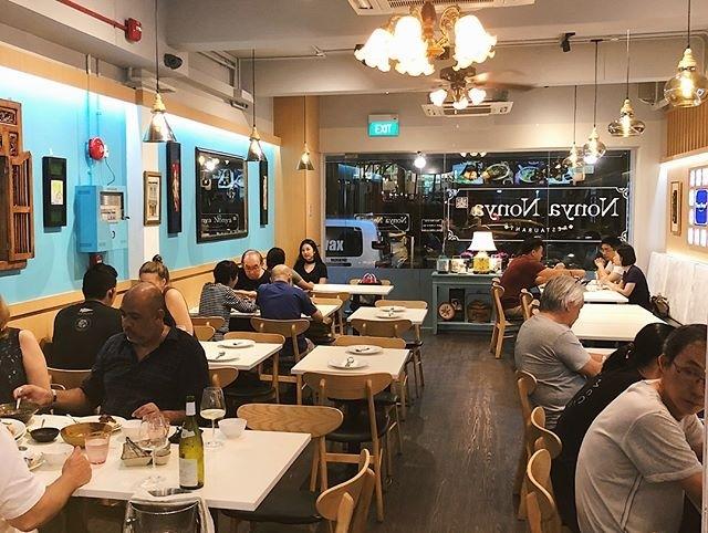 New restaurants - Nonya Nonya