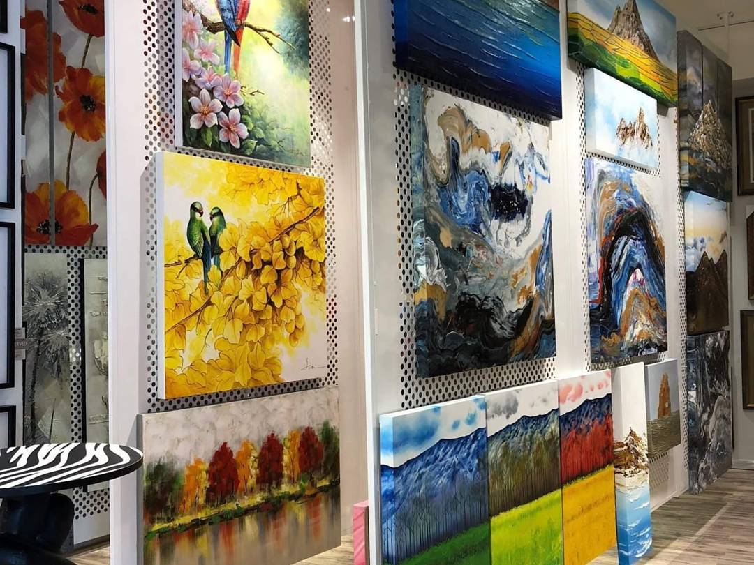 livingwithart paintings