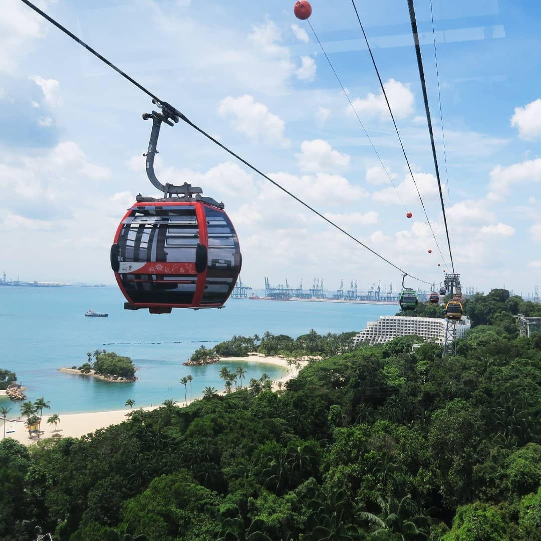 Cable Car discounts 2018 DBS