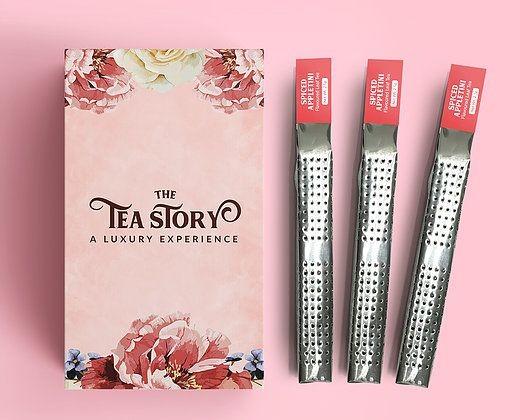 The Tea Story Tea Wands