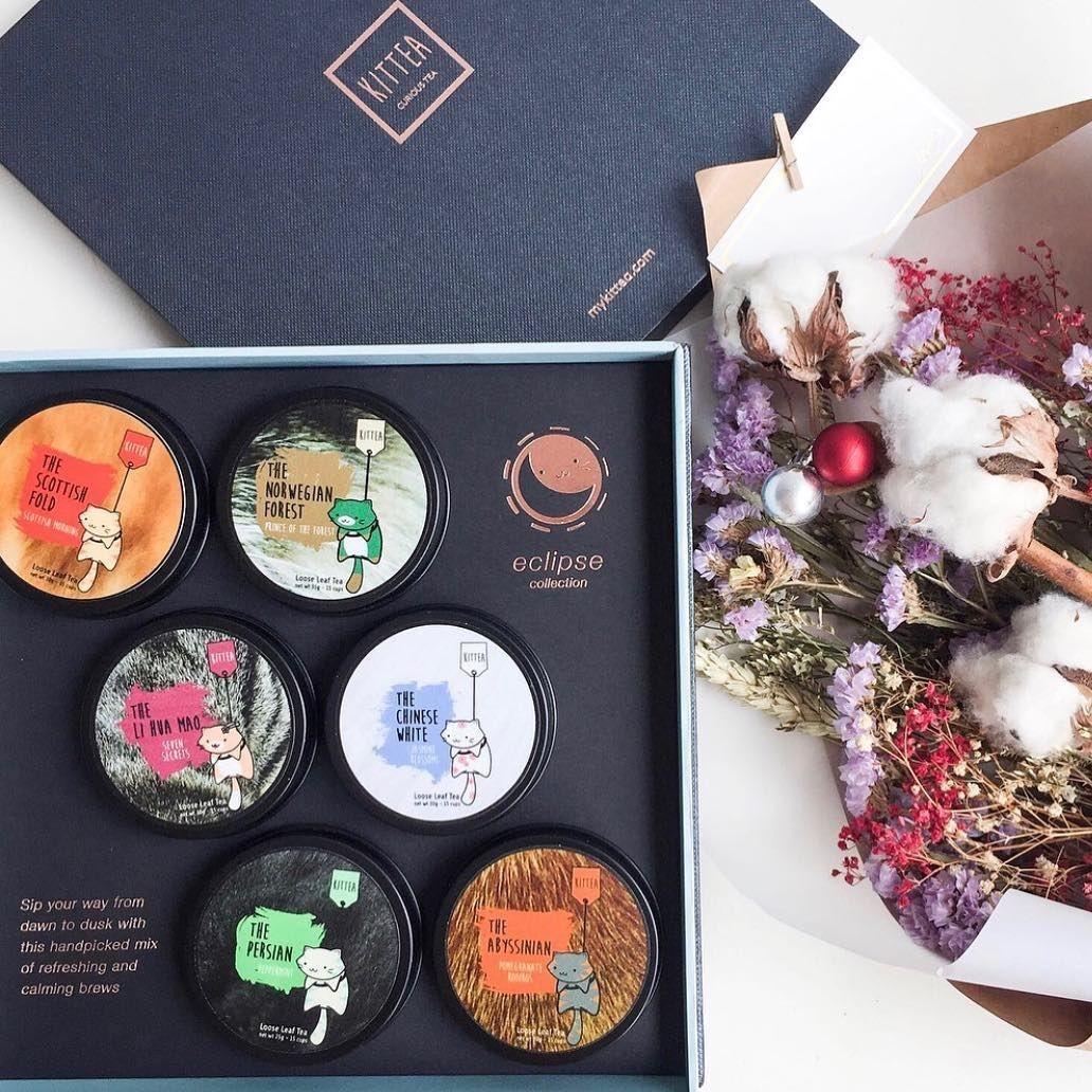 Kittea cat themed tea Singapore