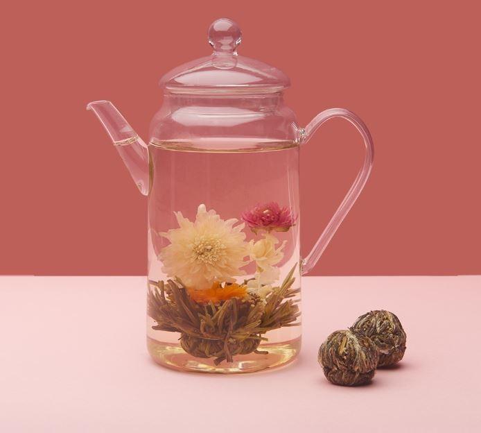 Kindred teas blooming tea