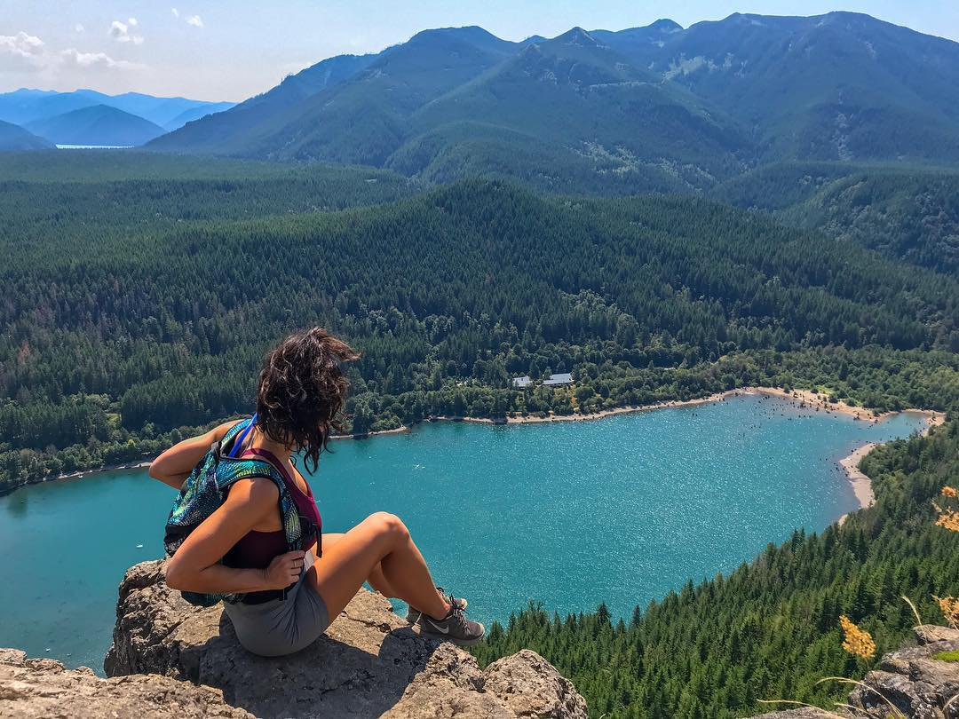 Seattle travel guide SIA - rattlesnake ledge