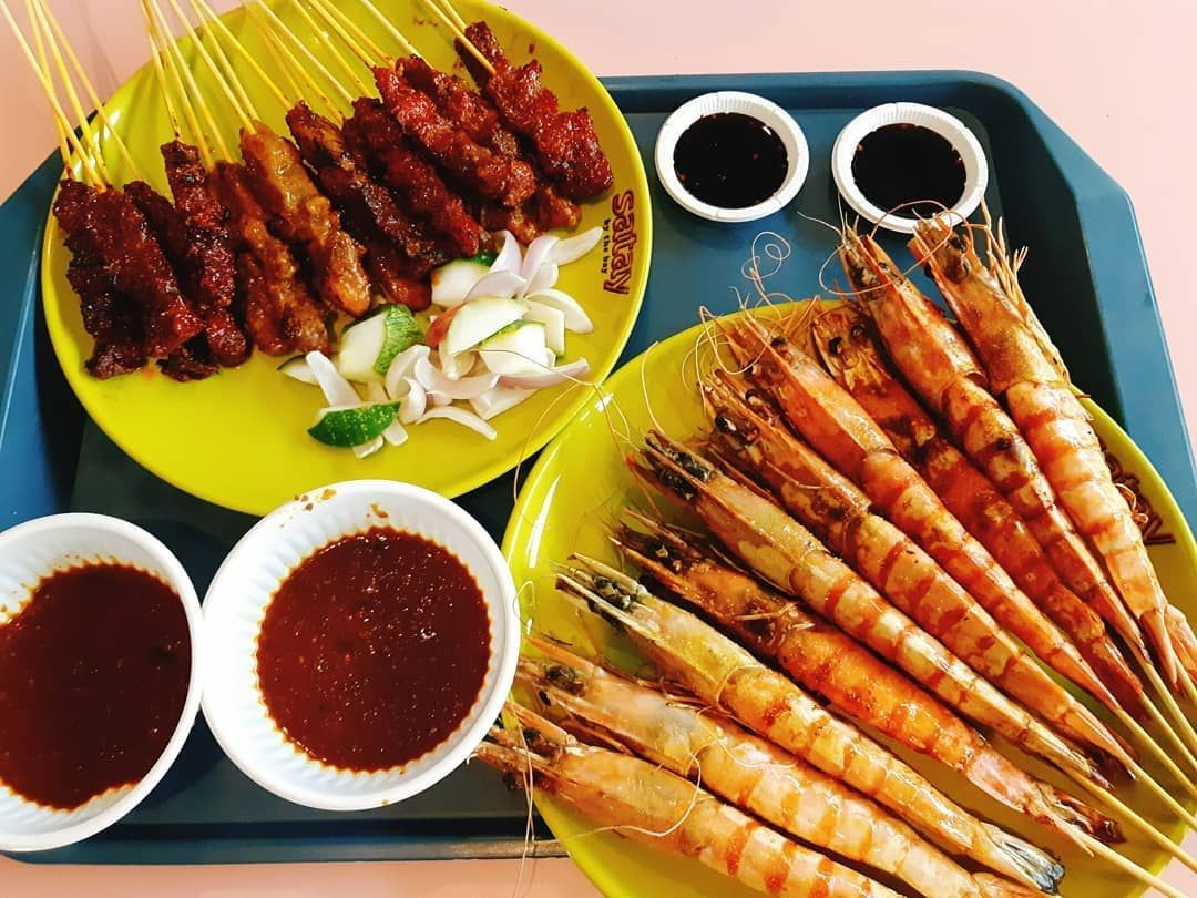 Satay by the Bay discounts Gardens by the Bay