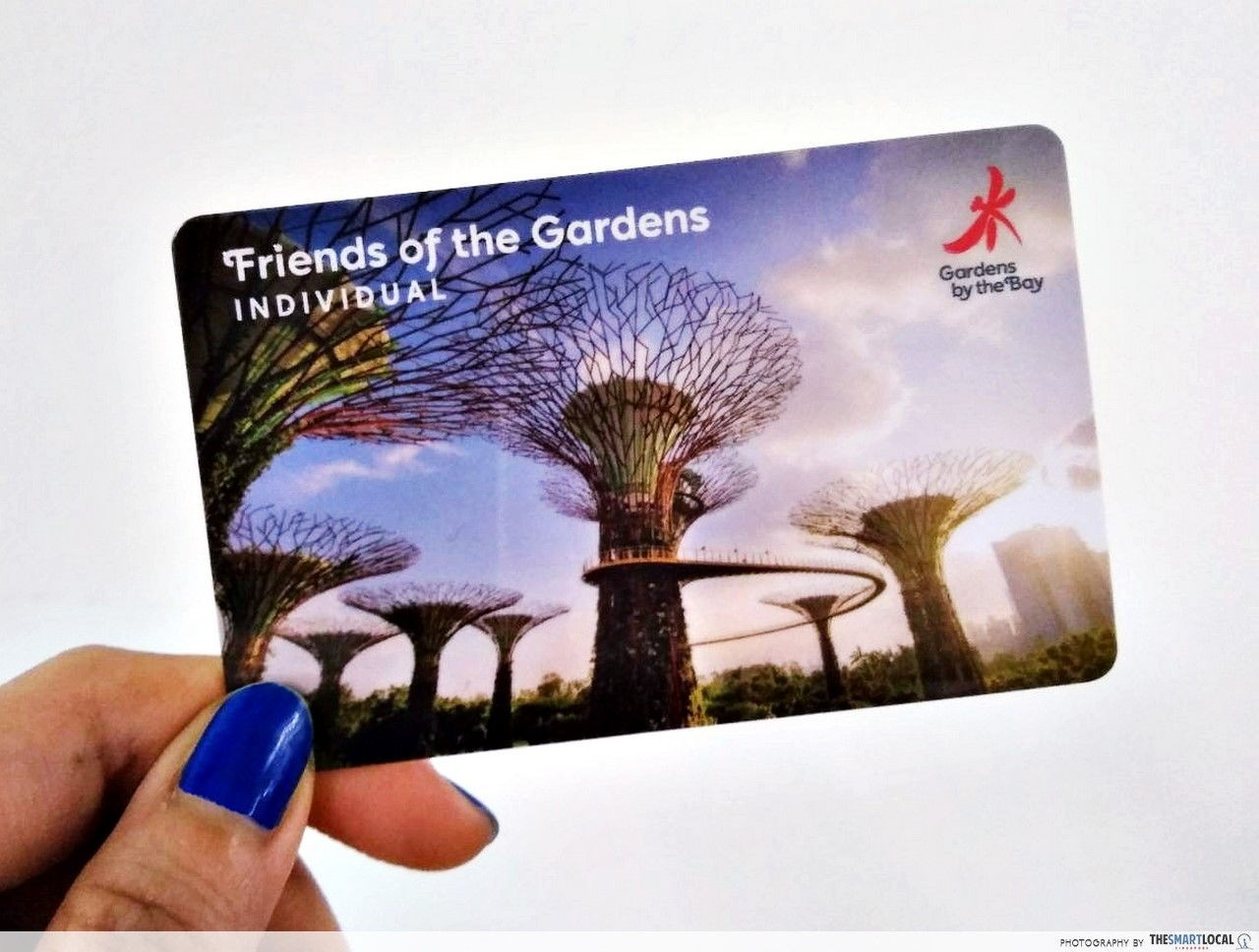 Gardens by the Bay Friends of the Gardens membership