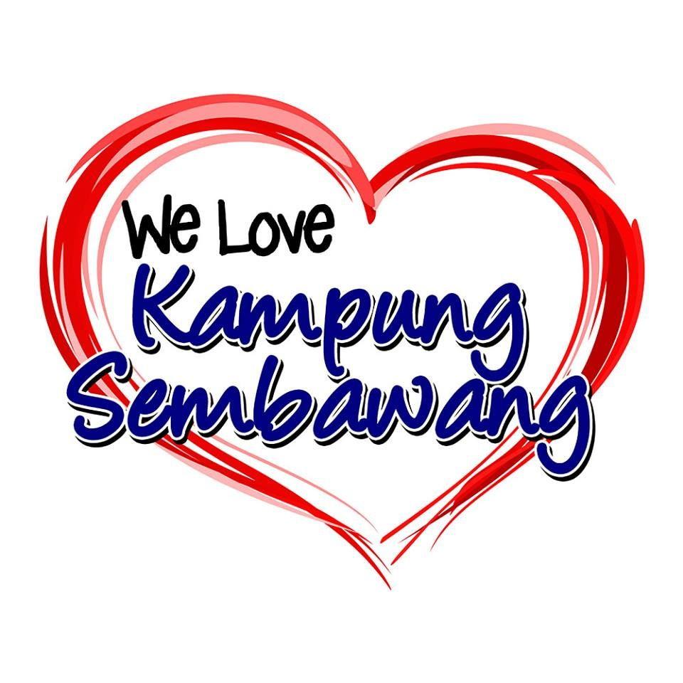 we love kampung sembawang logo