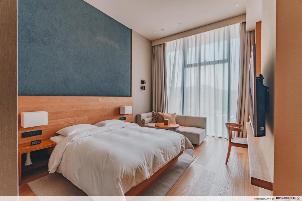 type e bedroom