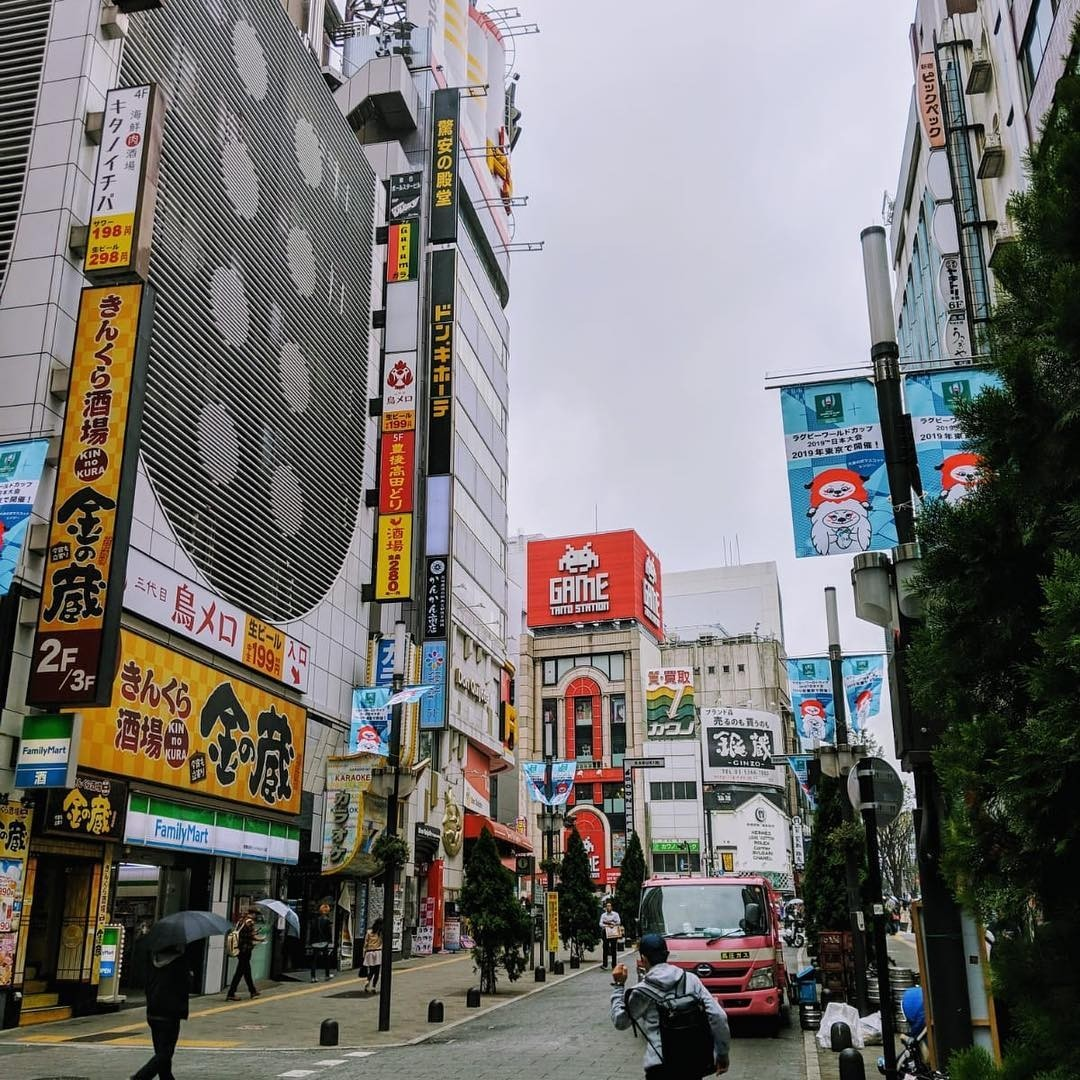 Hotels near Shinjuku station