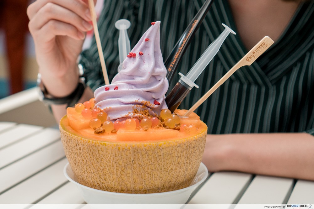 Whimsical Food Fair 2018 - The Wicked Cream