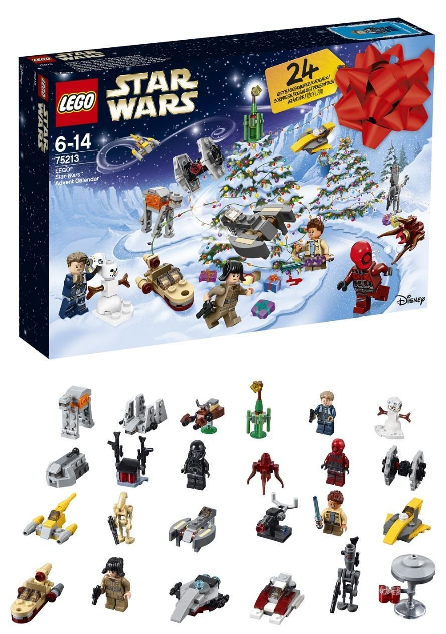 LEGO Advent Calendar 2018