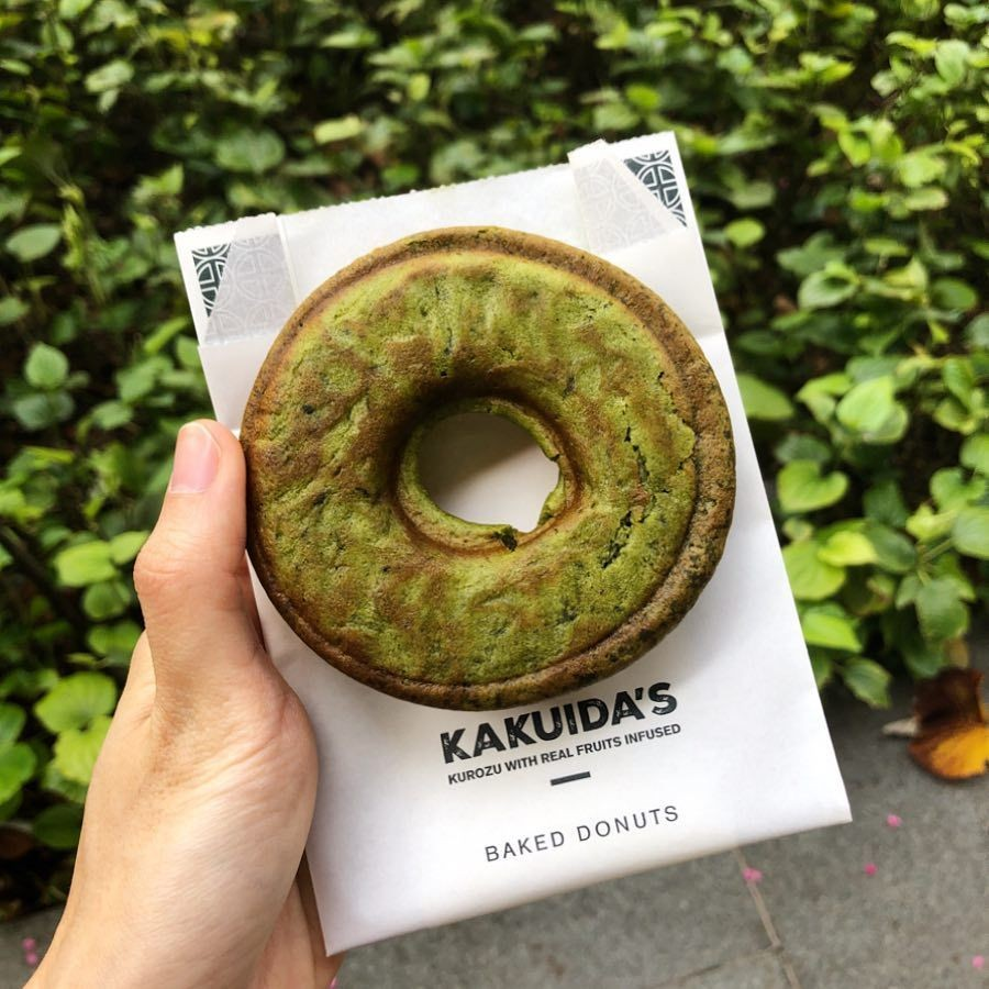 1-for-1 donuts Kakuida's