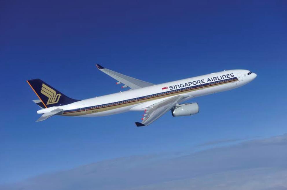 southeast asia flights singapore air