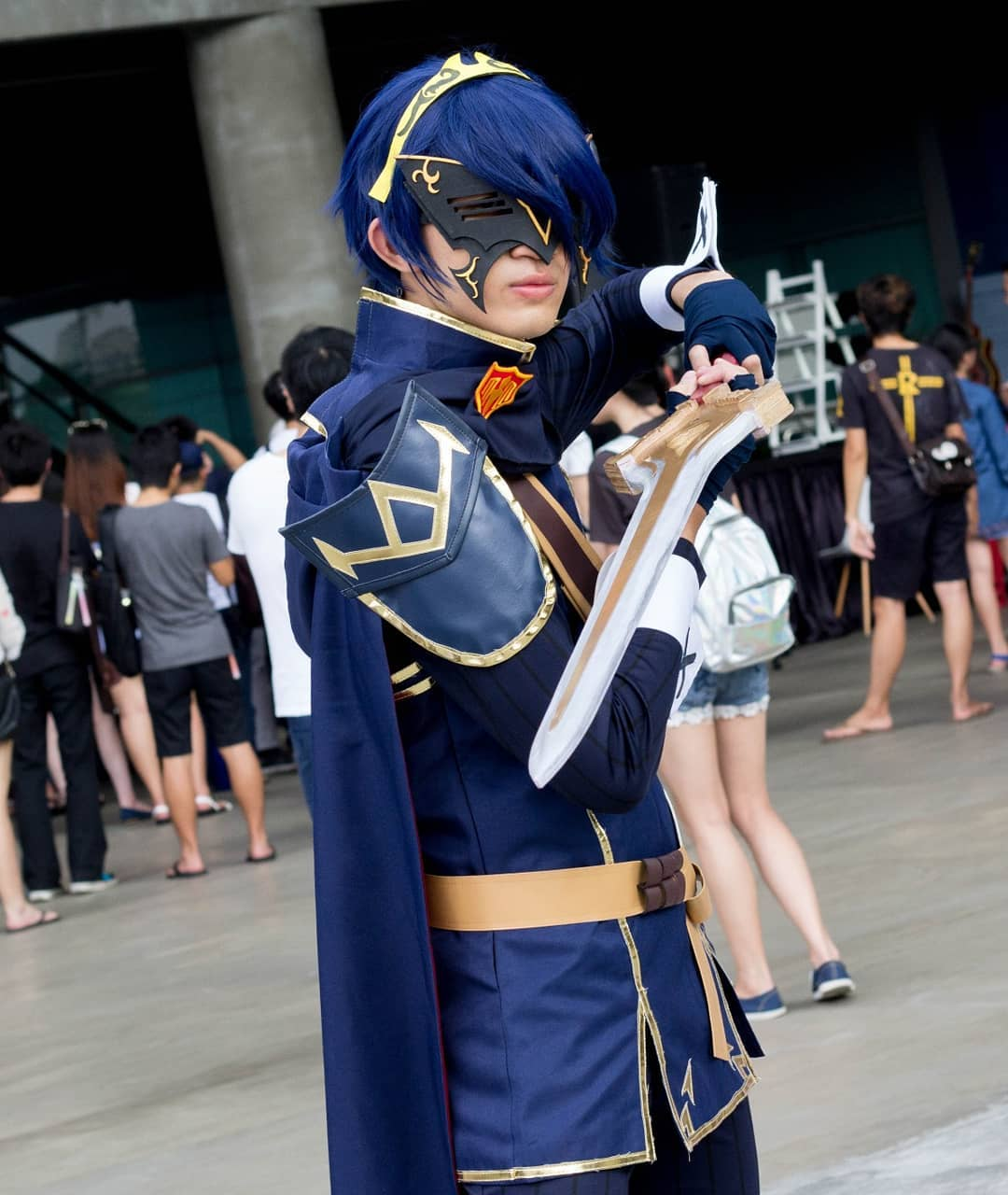 lucina cosplay