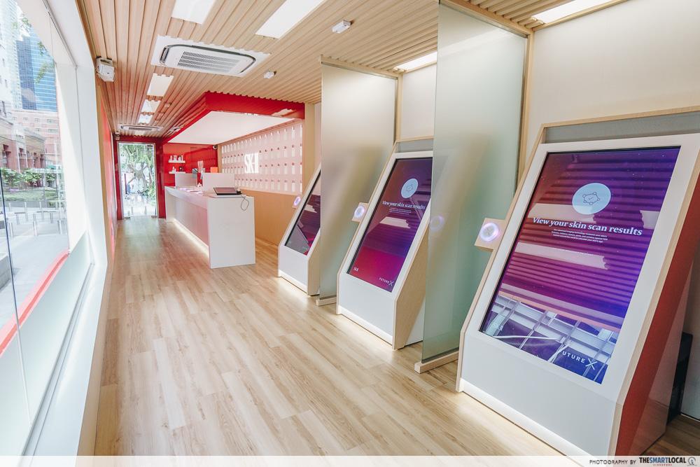 sk-ii smart store