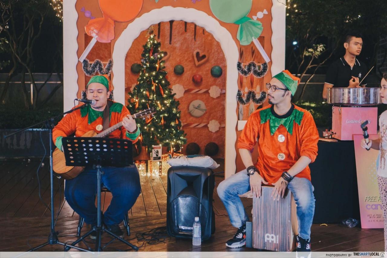 HillV2 - musical elves