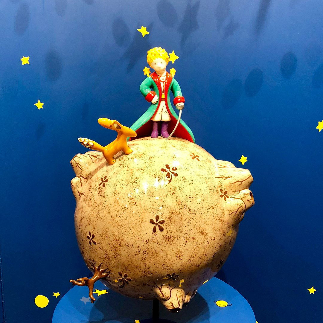 The Little Prince exhibition Singapore