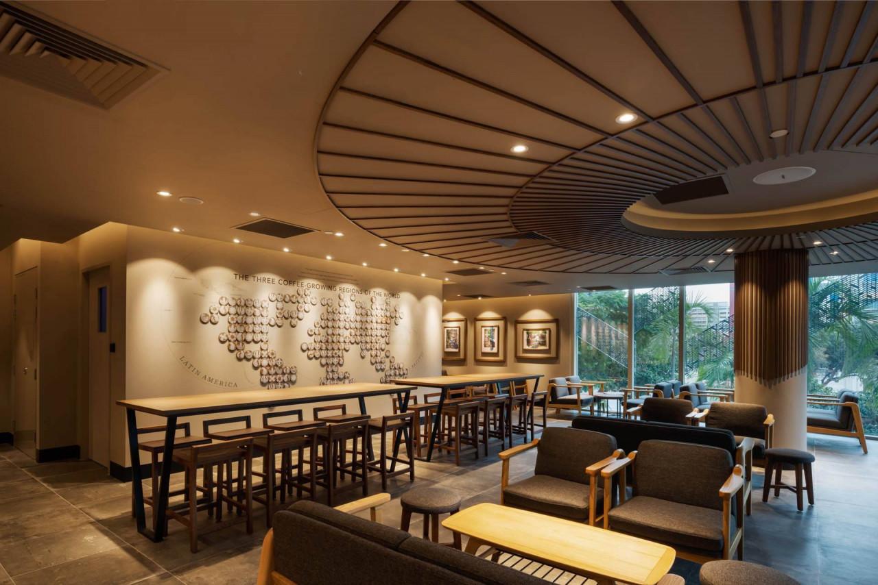 Starbucks boutique store Singapore