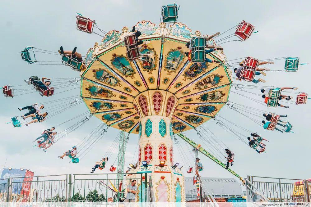 Marina Bay Carnival 2019