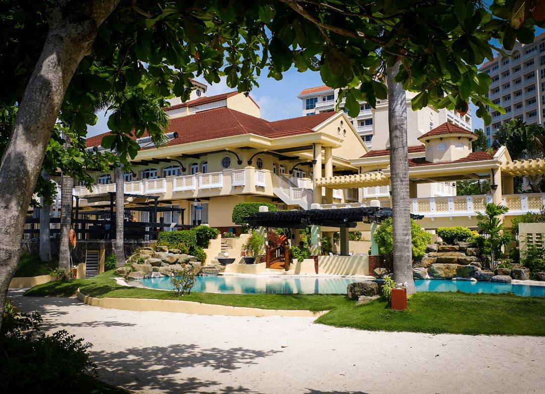 vista mar beach resort