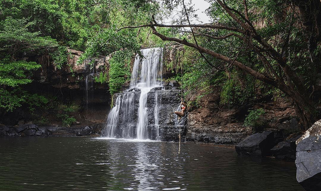 koh kood waterfall