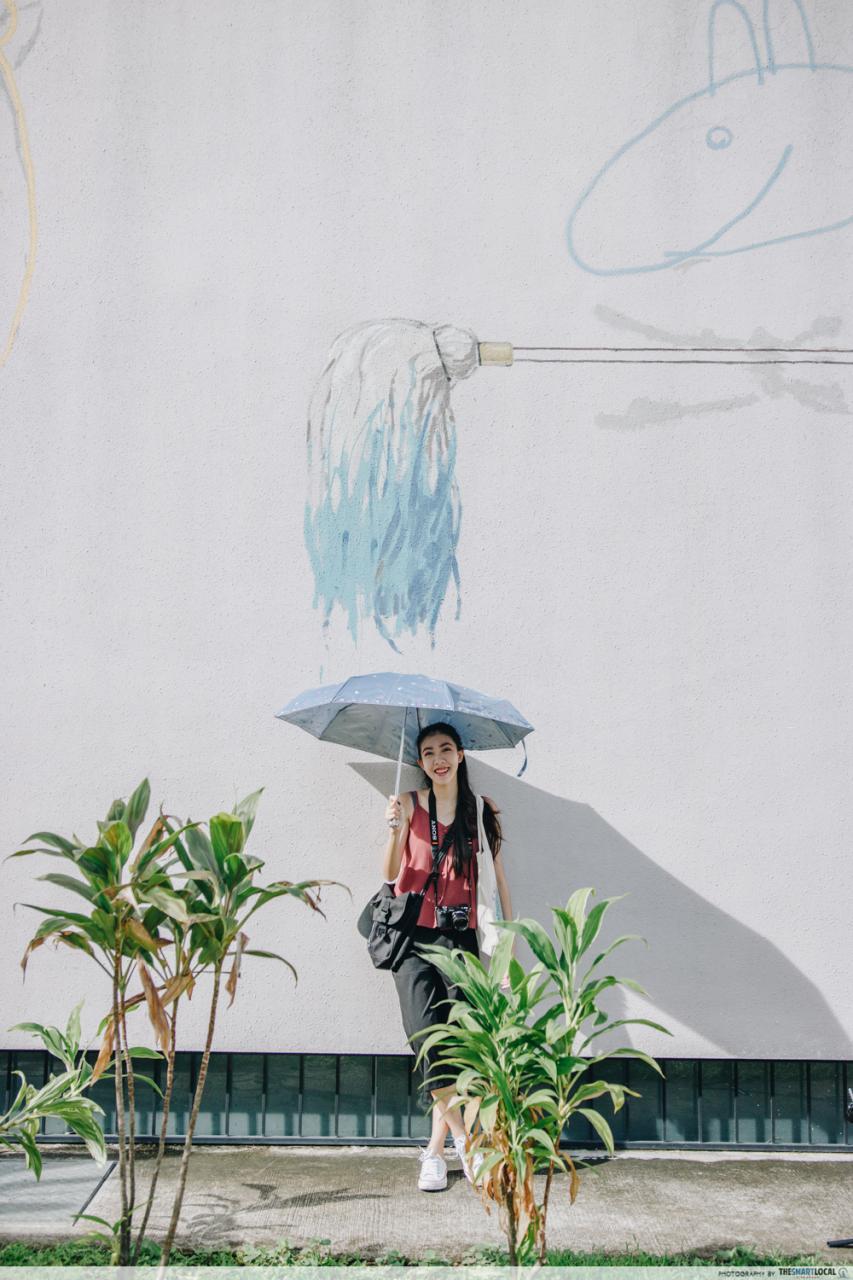 mop umbrella