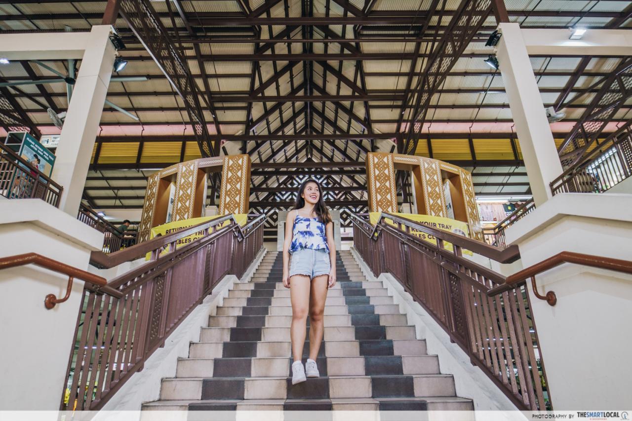 geylang serai market steps