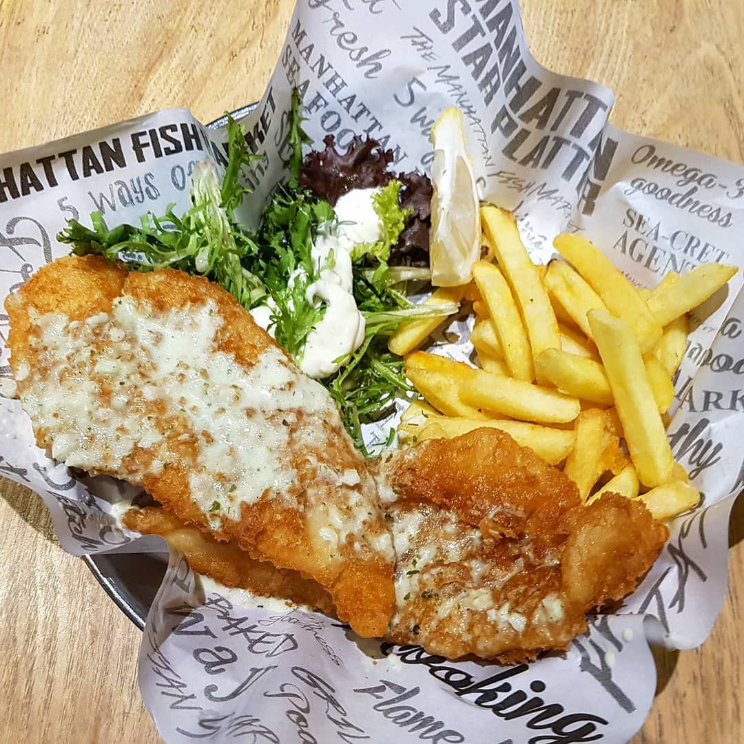 1-for-1 Manhattan Fish Market Singapore January 2019