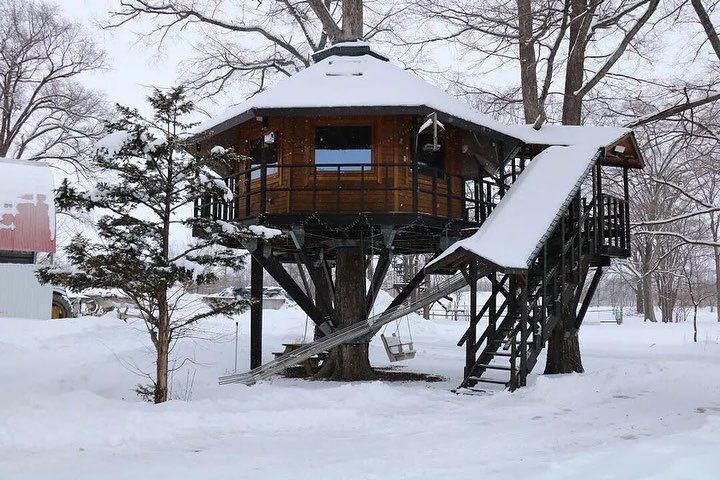 Sanbu Bokujo Treehouse Japan