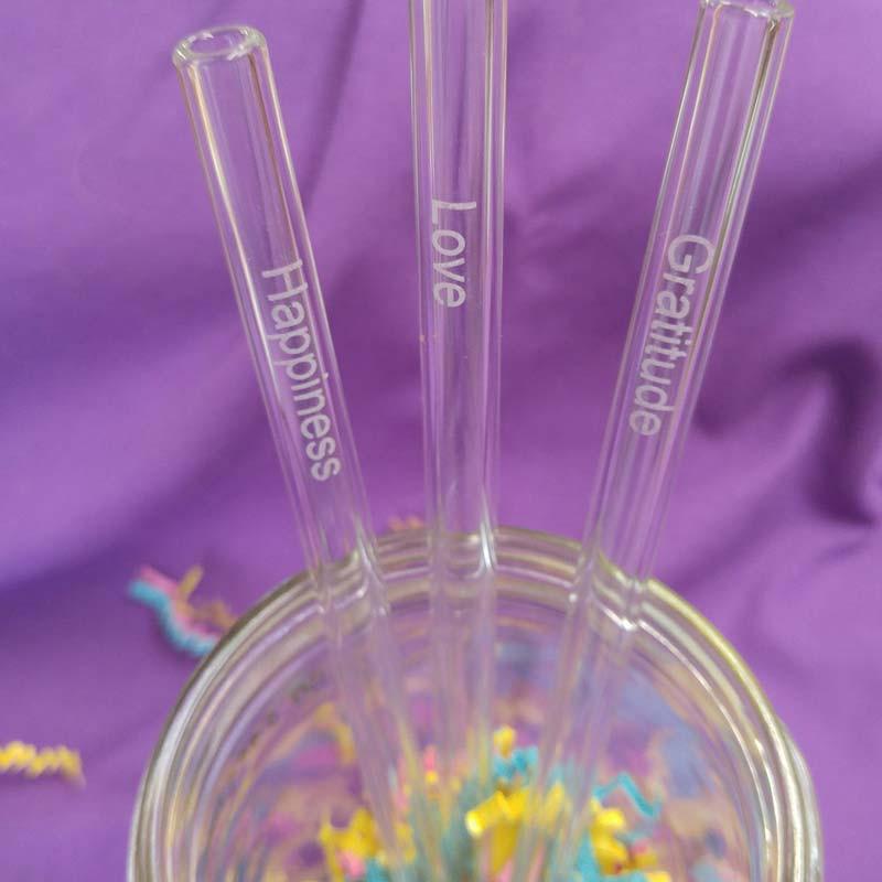 Reusable Glass Straws Singapore