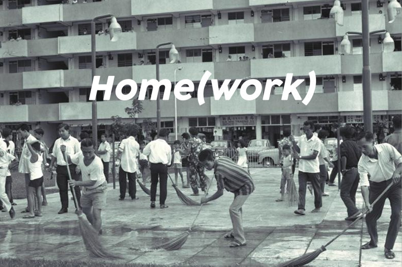 Singapore Art Week 2019 - Home(work)