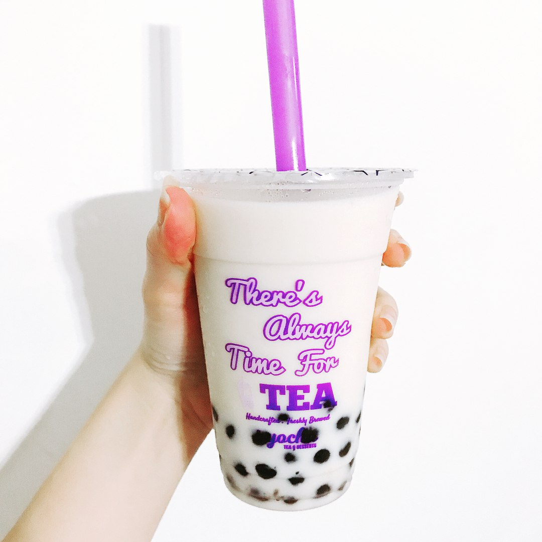 yocha tea and desserts bubble tea delivery