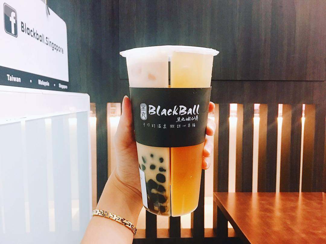 blackball bubble tea delivery