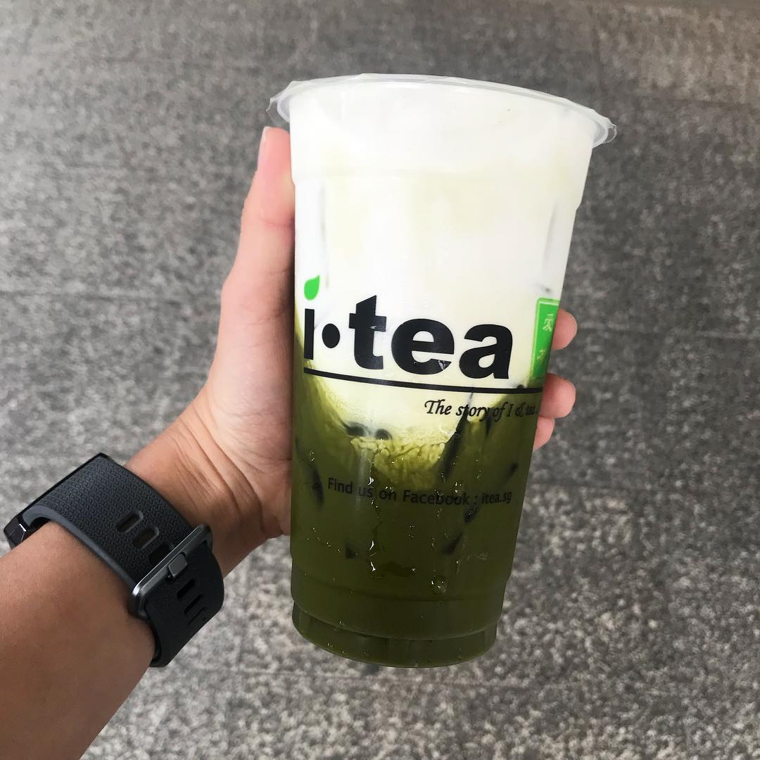 itea bubble tea delivery