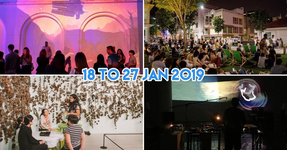 SAM - Singapore Art Week 2019
