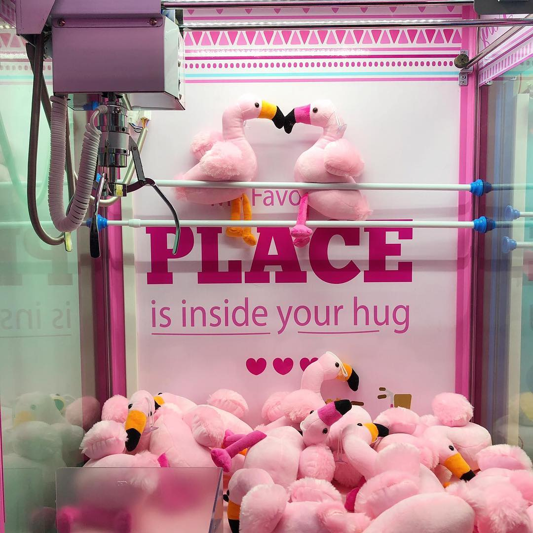Claw Machines in Singapore, Kiap Kiap