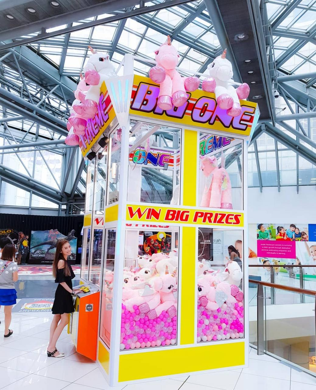 15 Arcades In Singapore With Claw Machines To Train Your